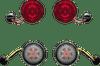 Custom Dynamics ProBEAM Complete Turn Signal Conversion Kit for Harley-Davidson