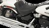Drag Specialties EZ On Solo Seats for '18-Up Harley Davidson FLHC, FLDE, FLSL Models (4 Styles)