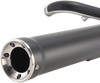Cobra PowerPro HP 2 into 1 RPT Exhaust System for '12-17 Harley-Davidson Dyna Models (Choose Black or Chrome)