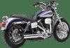 Exhaust System for '12-17 Harley-Davidson Dyna Models