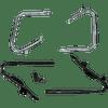 Drag Specialties Saddlebag Guards Support Kits for  09-Up Harley Davidson