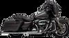 Supertrapp 2-into-1 Fatshot Exhaust System for '17-Up Harley Davidson Touring Models (Choose Chrome or Black)