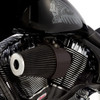 Arlen Ness 90° Air Cleaner Kit for '14-Up Indian Models for 111 Thunderstroke (8 Styles) Chrome or Black