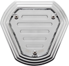 Burly Brand Hex Air Cleaners for '93-99 Evolution Big Twin Models with CV Carburetor (Black or Chrome)
