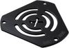 Burly Brand Face Plates for Hex Air Cleaners (3 Styles) Black or Chrome