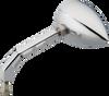 Joker Machine View Tech V Billet Mirror for Harley Davidson - Chrome (Sold Each)