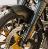 Slyfox Carbon Fiber Front Fender for Harley Davidson FL '14-20