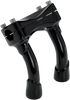 Biltwell Inc. 6 Inch Pullback Murdock Risers Chrome or Satin Black