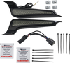 Custom Dynamics Fascia LED Panels for Harley Davidson Touring 14-Up - 4 Styles