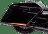 Ciro Extended Machete Bag LED Lights for '17-Up Harley-Davidson Touring
