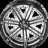 Arlen Ness Forged Wheels and Cartridge Hubs for Harley Davidson Models