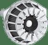 Arlen Ness Inverted Series 15 Spoke Air Cleaner Kit for '17-Up Harley Davidson Touring - Black or Chrome