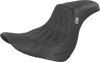 Saddlemen Pro Series SDC Performance Gripper LS Seat for 18-Up Harley Davidson Softail Low Rider FXLR, FXLRS & Sport Glide