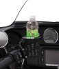 Ciro Drink Holder with Perch Mount for Harley Davidson (Select Finish)