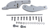 """Drag Specialties 3"""" Forward Control Extension Kits for '18-Up Softail Breakout, Sport Glide, Fatbob Models (Choose Finish)"""