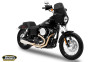 Memphis Shades Complete Road Warrior Fairing Package for Harley Davidson Dyna Street Bob  FXDB '06-17