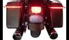 Custom Dynamics ProBeam Low Profile LED Taillight with Bottom Window for Harley Davidson Smoke