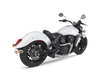 Two Brothers Racing 2-into-1 Exhaust for '15-21 Indian Scout - Stainless