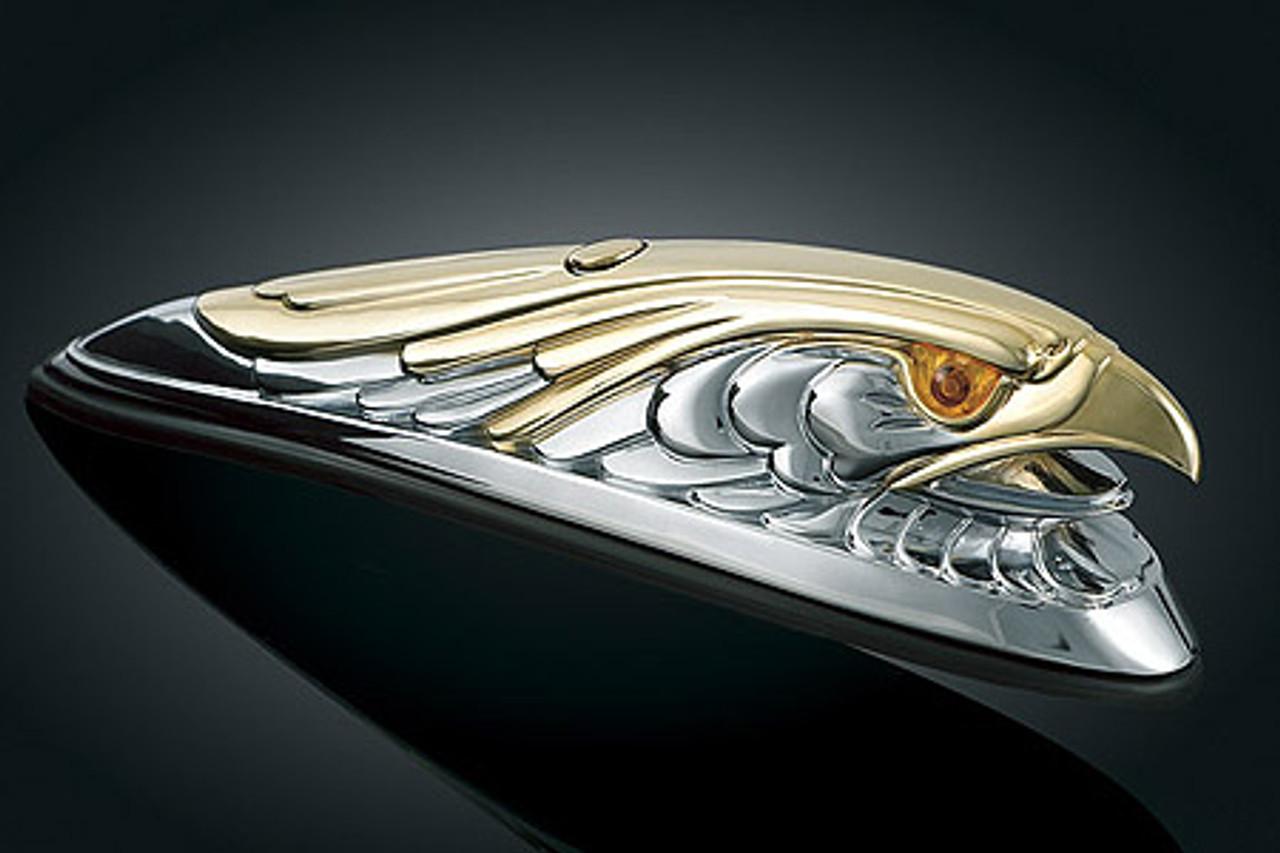 Kuryakyn 7333 Deco Eagle Fender Ornament