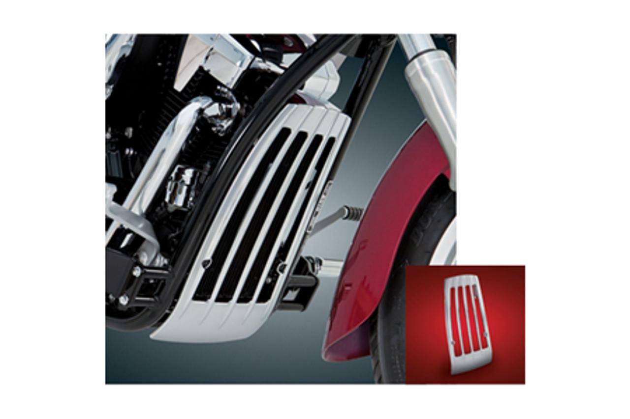 Show Chrome Accessories 55-350 Chrome Radiator Grille