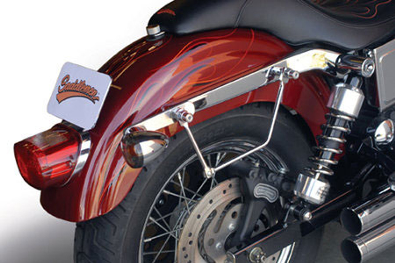 Saddlemen Turn Signal Relocation Kits for Dyna '96-17 (Strut Mounted)