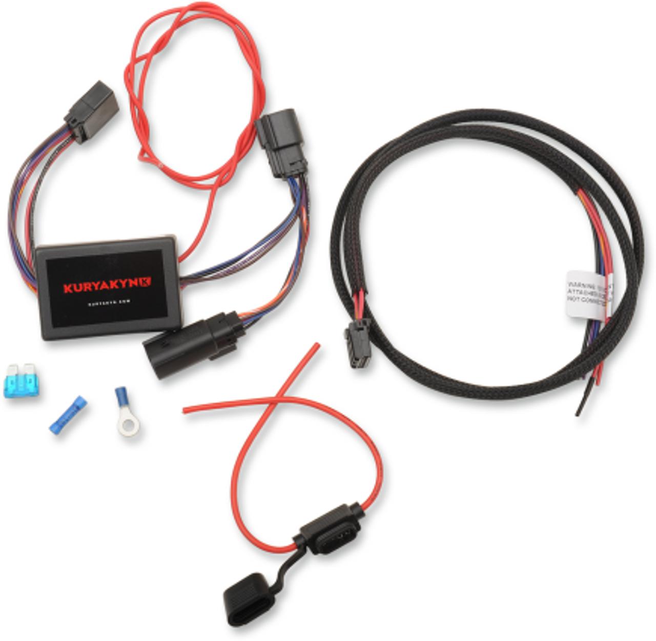 Kuryakyn Trailer Wiring Harness 4-Wire 2599