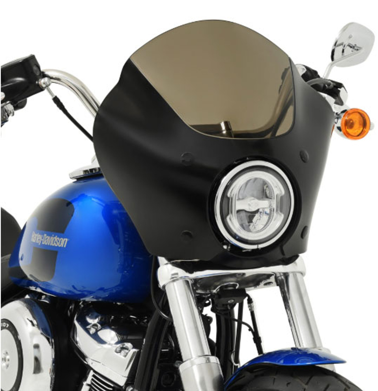 Memphis Shades Gauntlet Fairing for Harley Davidson ...