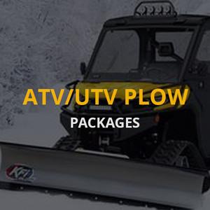 ATV/UTV Plow Packages