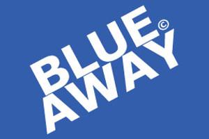Blue Away