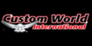 Custom World Int Windshields
