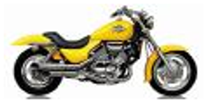 Magna 750 Exhaust