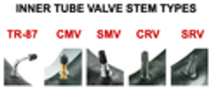 Valve Stems/Caps