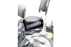 Mustang Recessed Rear Seat for Sportster '82-03 -Wide