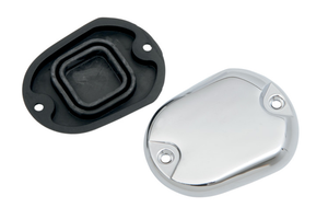 Drag Specialties 1303-0201 Swingarm Pivot Bolt Cover Black