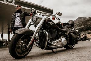 The History of Harley Davidson