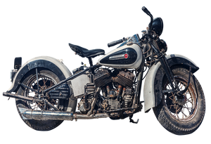 Restoring a Motorcycle |  Where to Start