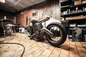 A Few Tips for Your Motorcycle Restoration Project