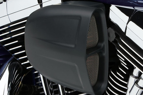 Cobra PowrFlo Air Intake for Softail/Dyna '00-17 -Black