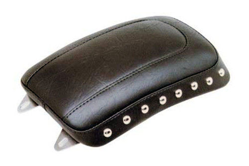 Mustang  Thin Rear Seat  for Heritage Springer '00-05   (w Standard Rear Tire) -Studded