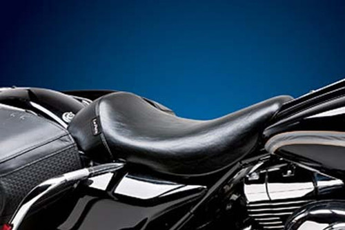 LePera Silhouette Solo Seat for '08-Up FLHT/FLHR/FLHX/FLTR