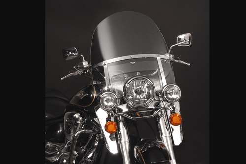 National Cycle SwitchBlade Windshield for Vulcan 2000 Classic  '06-10  - Heavy Duty, Touring Hardware sold separately