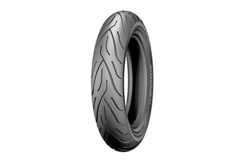 Michelin Tires Commander II Cruiser Tires Bias-ply  FRONT 80/90-21 TL   (MH90-21) 54H -Each