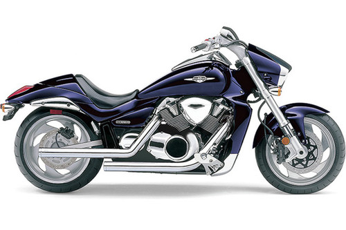 Cobra Dragsters Exhaust for M109R Boulevard '06-14