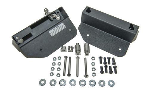 Easy Brackets Saddlebag Supports  for FXR/FXLR Models '90-Up (NOT for FXRP)
