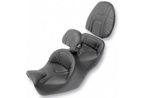 Saddlemen Road Sofa Seat for Honda GL1500 '87-00 With Backrest