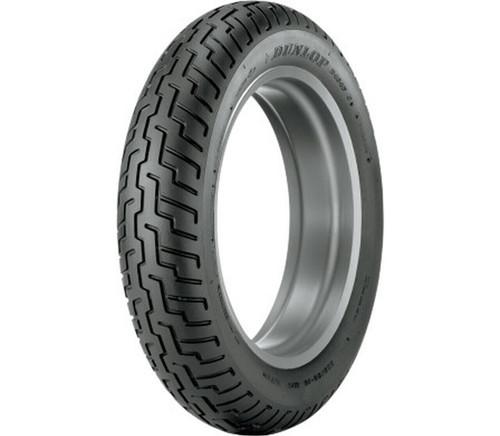 Dunlop Metric Cruiser Tires D404 FRONT 100/90-18 BLK   56H -Each