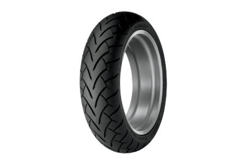Dunlop Original Equipment Replacement Tire for Warrior '02-10   REAR 200/50ZR-17  (75W)   BLK  D220 Model -Each