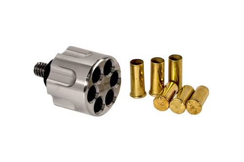 "Pro Pad Inc. Revolver Seat Mount Knob 1/4""-20 threads - Chrome"