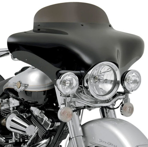 Memphis Batwing Fairing Windshield 5 inch for Metric Models