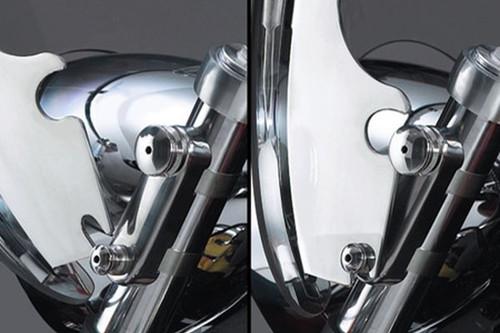 National Cycle QuickSet4 Mount Hardware for SwitchBlade Windshields on V-Star 650 CSTM '97-up